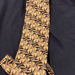 Mens Jerry Garcia silk tie